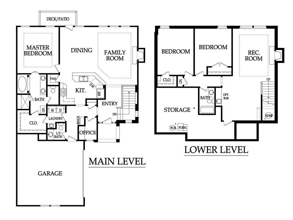 Lovely Floor Plan. Click To Enlarge. James Engle Custom Homes ...