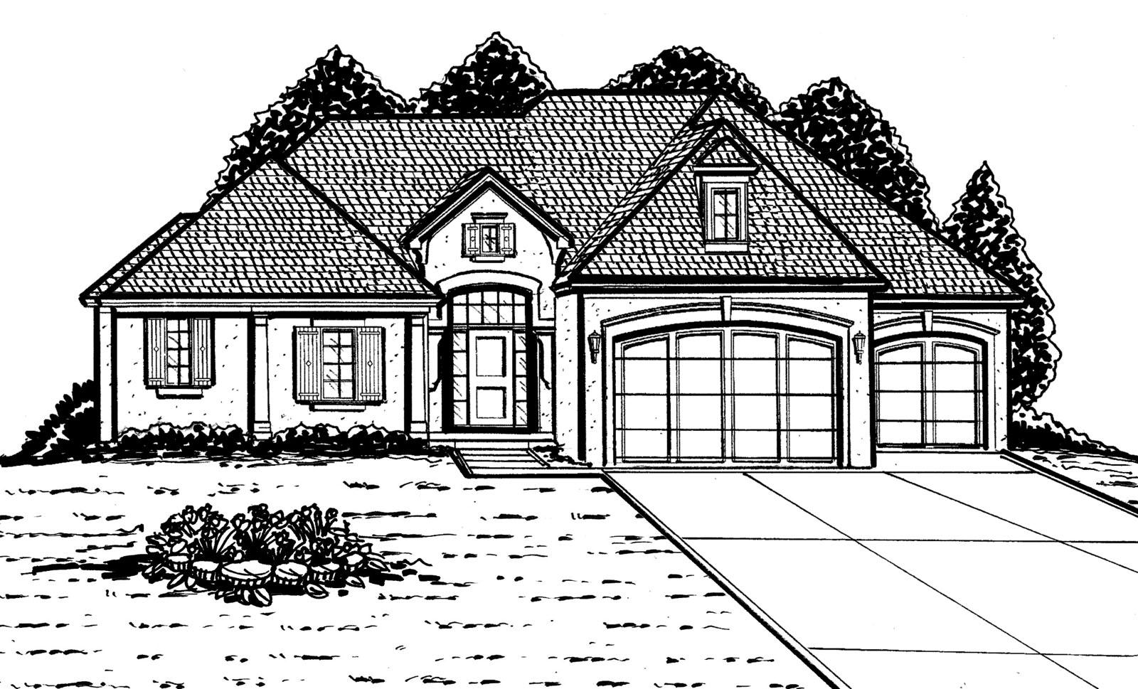 Newmark Homes Riley Floor Plan